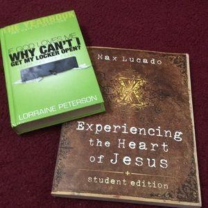 Journal/devotional for students bundle